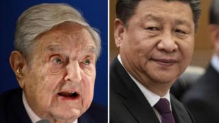 Сорос і лідер Китаю
