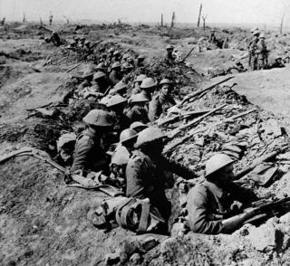 Images Somme centenary: 'Most powerful place on the Western Front' - BBC News 2