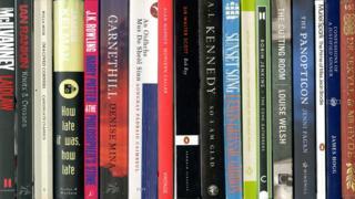 Scottish books