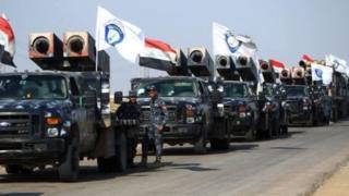 इराक, कुर्द, तुर्कस्तान, आयएस