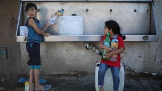 أزمة مياه خانقة في اليمن