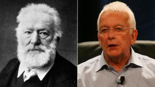 Victor Hugo and Andrew Davies