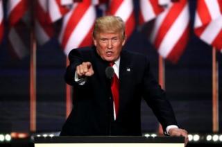Дональд Трамп предлагает сократить невоенную помощь развивающимся странам