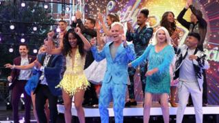 Strictly's class of 2019