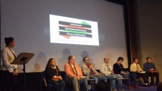 جشنواره فیلم های افغانستان