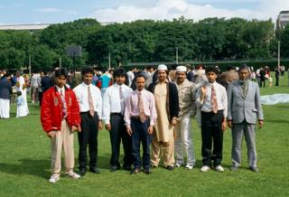 Eid in the meadows