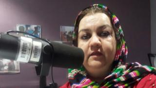 The woman who dares to run a feminist radio station in Afghanistan