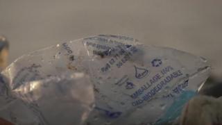 شرکتی بریتانیایی کیسههای پلاستیکی ساخته که در طبیعت تجزیه میشوند