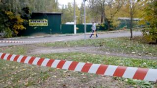 Подполковник Шишкина была убита утром 10 октября у своего дома в Подмосковье