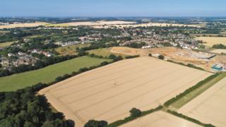 East Anglian Farmland