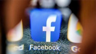 calaamadda Facebook