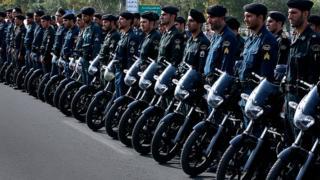 معاون امنیتی وزارت کشور ایران گفته است که سطح حفاظت از مجلس از حساس به حیاتی تغییر کرده است