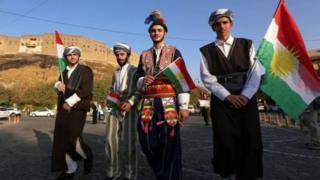 با وجود مخالفت دولت عراق و آمریکا، ایران و ترکیه با این همهپرسی، بسیاری از گروههای کرد از تصمیم پارلمان این اقلیم خوشنود شدند