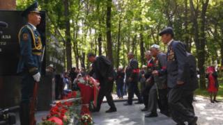 Чернобыль курмандыктары Кыргызстанда жыл сайын эскерилет