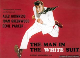 Poster for The Man in the White Suit