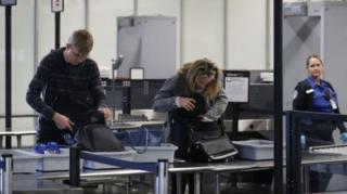 LA havaalanı güvenliği