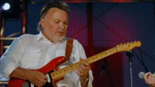 Rock and Roll Hall of Fame member Ed King of Lynyrd Skynyrd