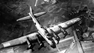 Bombardovanje u Nemačkoj