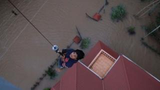 बाढ़ केरल