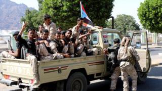 تقارير تفيد بأن الإمارات تدعم الانفصاليين في عدن