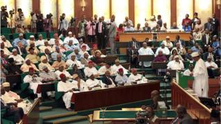 Nigeria senators
