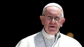 Papa Francis afite imyaka 81 y'amavuko