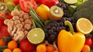 फल सब्जी