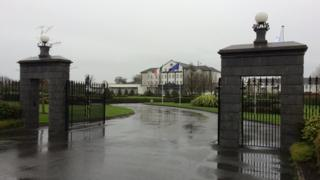 The Slieve Russell Hotel