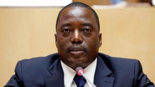 Prezida Kabila ngo araba yagenye umushikiranganji wa mbere mushasha mu masaha ari imbere