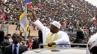 Peerzida Adama Barrow