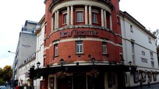 Cardiff's New Theatre