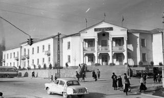 1960-жылдардагы Оштун көчөлөрү