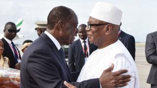 Les régions transfrontalières concernées ce sont Sikasso au Mali, Bobo Dioulasso au Burkina et Korhogo en Côte d'Ivoire