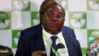 Chris Msando wuxuu ahaa madaxa qaybta ICT ee gudida doorashooyinka Kenya