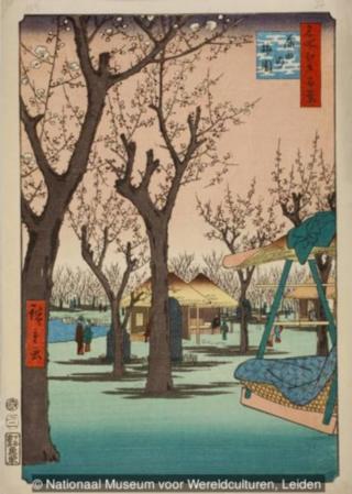 Lukisan-lukisan Jepang yang menginspirasi Van Gogh - BBC News Indonesia