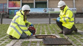 Climate change: Cardiff study says ground-water could heat homes