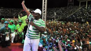 Julius Maada Bio le nouveau président Sierra Leonais