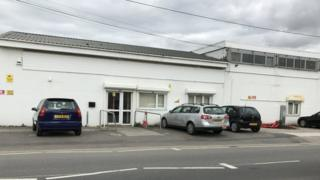 The community meets at a former office on Sanatorium Road in Cardiff to worship