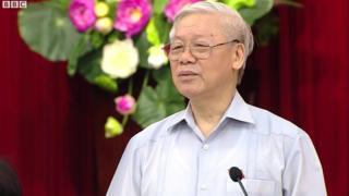 Tổng Bí thư Nguyễn Phú Trọng nói chống tham nhũng cần tất cả phải đồng lòng