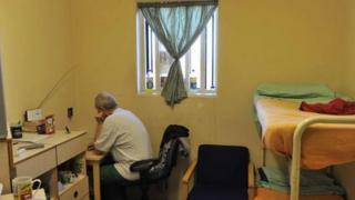Prisoner in Wormwood Scrubs