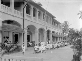 Intwaro ya gikoroni y'Ubudagi muri Tanganyika yaheze mu 1919