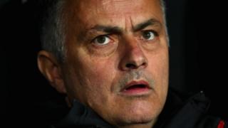 Mourinho yirukanywe yaheruka gutsindwa 3-1 na Liverpool