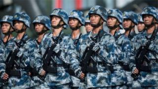 กองทัพปลดปล่อยประชาชนจีน (พีแอลเอ)กำลังพบกับความเปลี่ยนแปลงครั้งใหญ่
