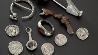 Selection of Scotland's earliest silver c80-100AD.jpg