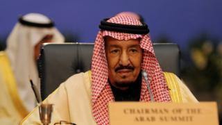 العاهل السعودي دعا إلى قمتين عريبة وخليجية نهاية مايو الجاري