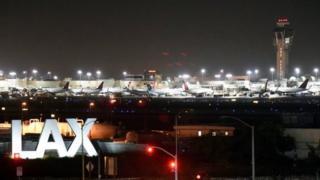 مطار لوس أنجليس الدولي