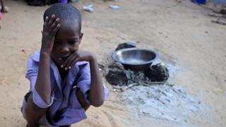 Somali açlık
