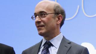 Ken Rogoff, economist