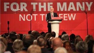 英國工黨領袖科爾賓