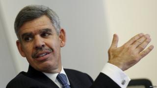Mohamed El-Erian, chief economic adviser at Allianz